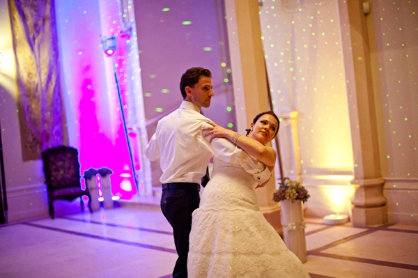 first dance france