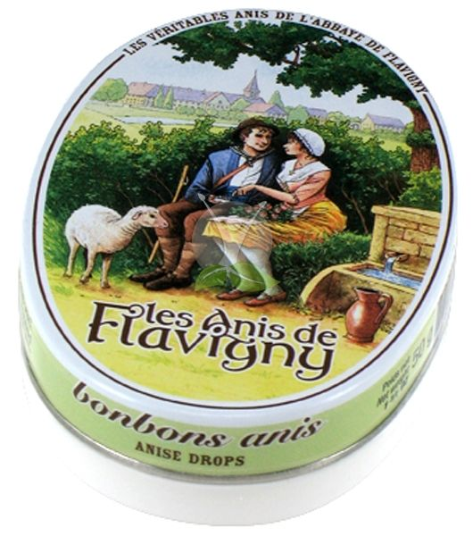 flavigny aniseed favours