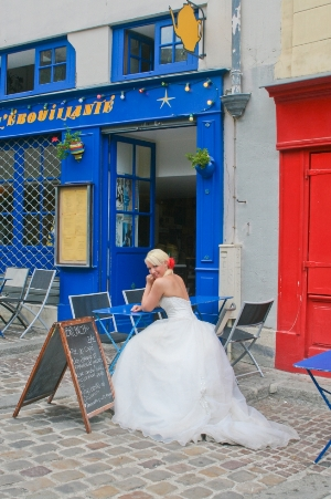juliane berry trash the dress paris