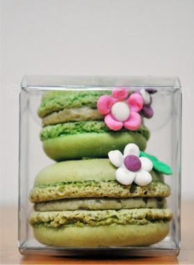 macaroncafe - macaron wedding favour