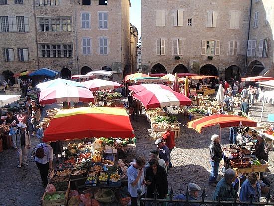 market square france