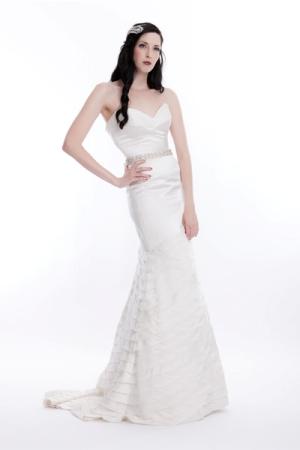 Sarah Houston 2012 Bridal Collection