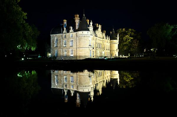 wedding castle paris