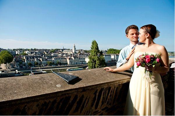wedding couple france