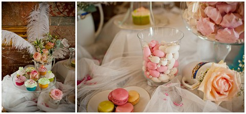 wedding cupcakes france