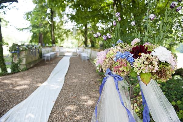 wedding runway
