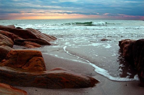 Brittany beach France