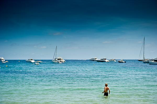 st tropez beach  © Janis Ratnieks Photography