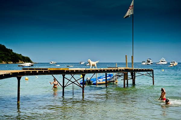 waters of St Tropez © Janis Ratnieks Photography
