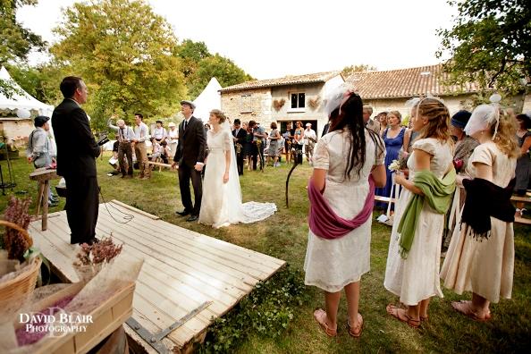 Poitou Charentes Wedding