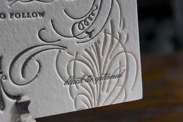 chateau themed stationery