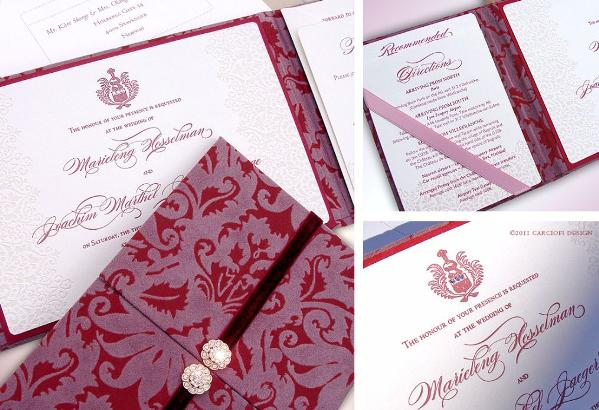 chic chateau wedding theme
