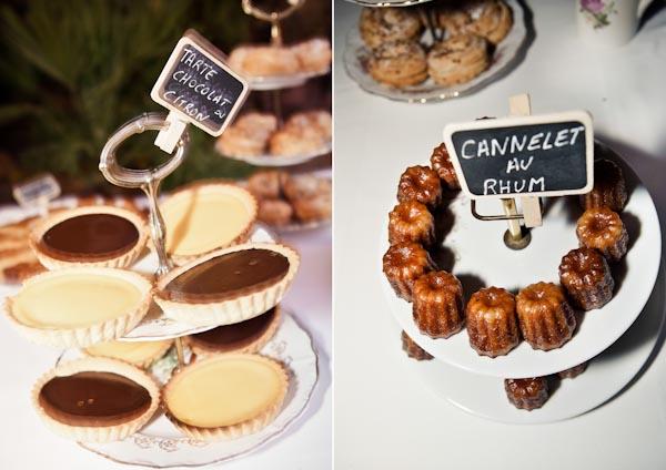 french wedding desserts