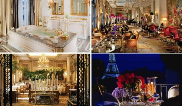 george v hotel paris honeymoon