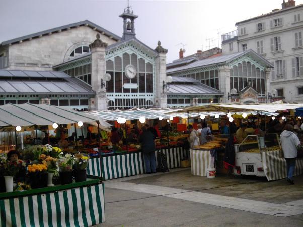 la rochelle market