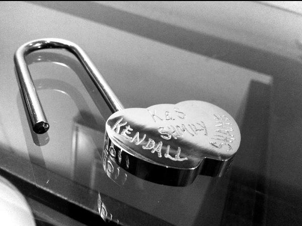 love pad locks