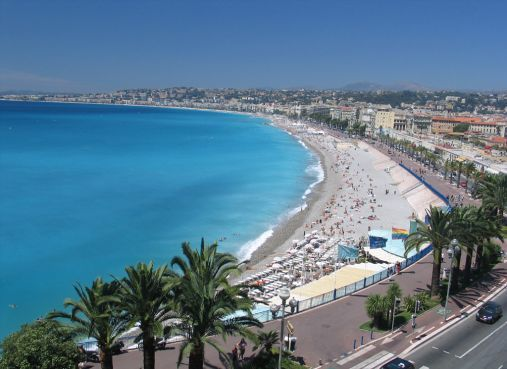 nicebeach france