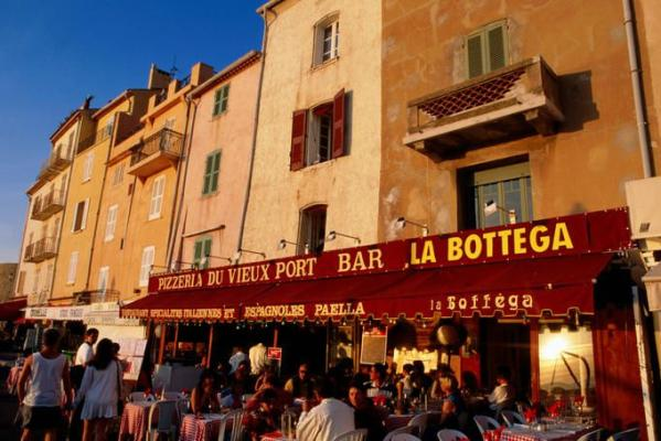 saint tropez bars