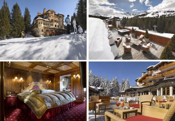 ski honeymoon france