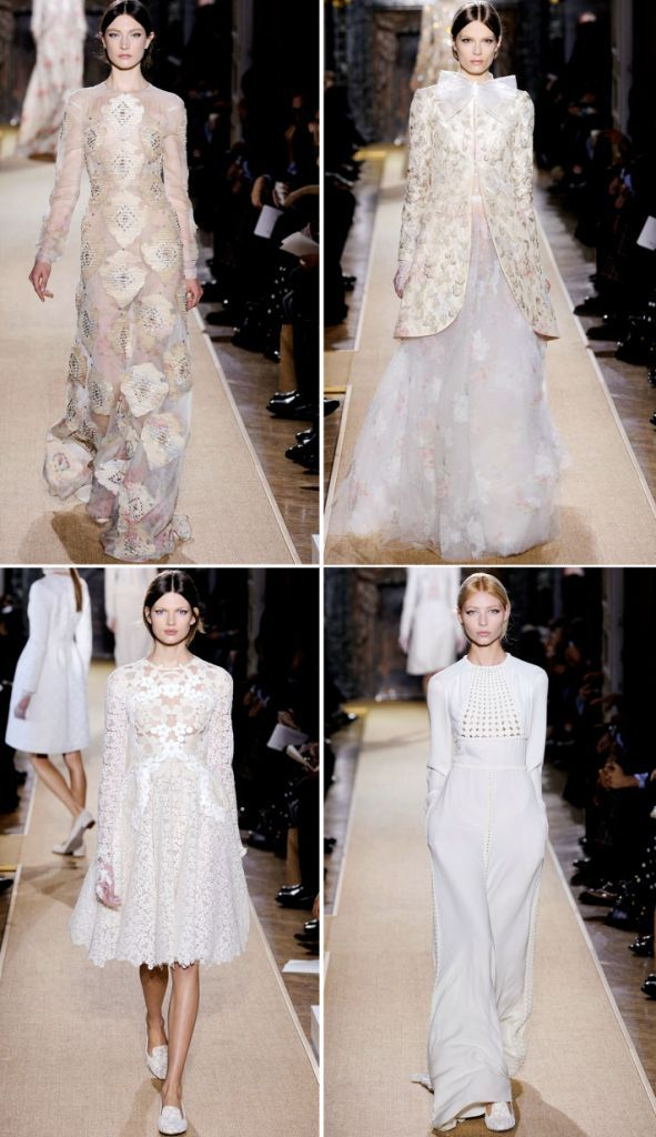 valentino 2012 Couture Collection