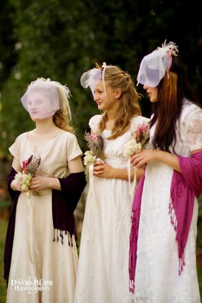 vintage bridesmaids france