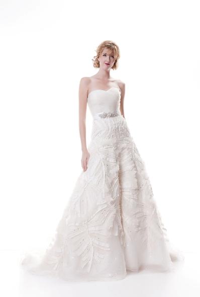 Sarah.Houston - River chic wedding dress