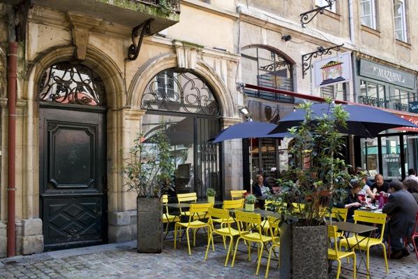 Cafes Lyon