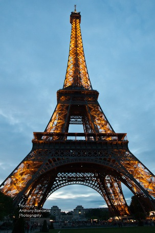 elope to Paris