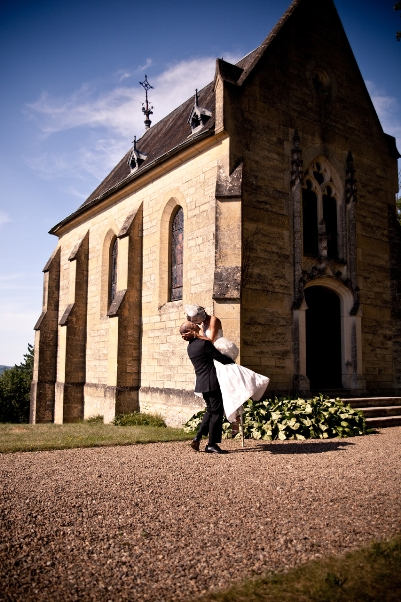 small wedding France