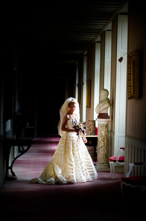 vera wang bride france