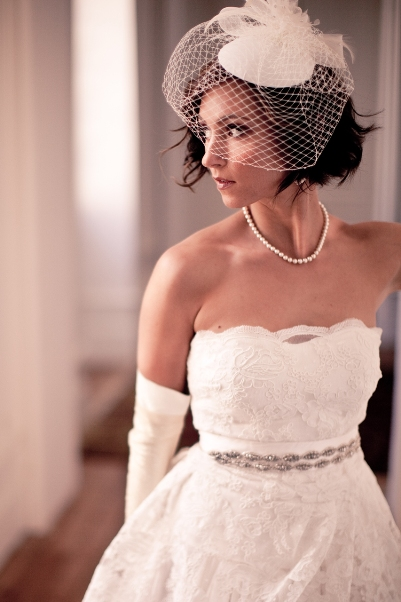 vintage bride france
