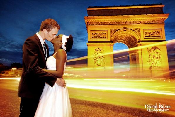 wedding Paris France