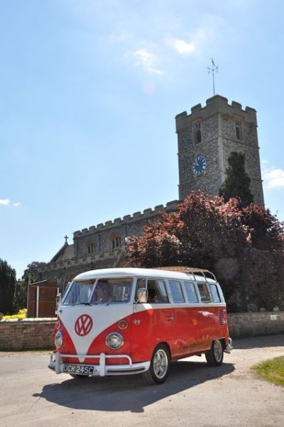 wedding camper van france