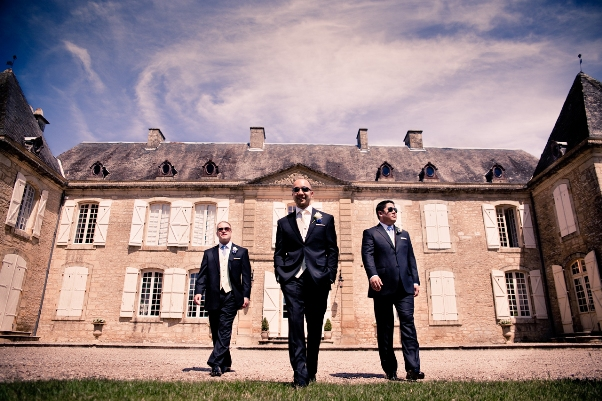 wedding chateau france