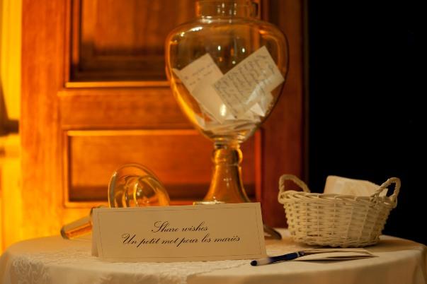 wedding wish jar