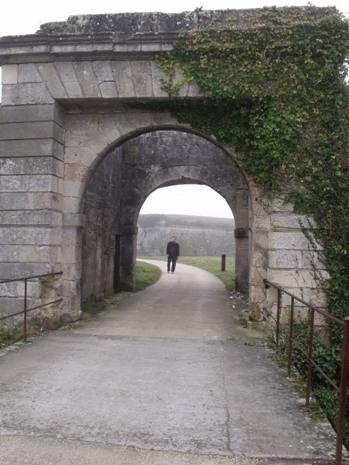 L'ile d'Oléron citadel