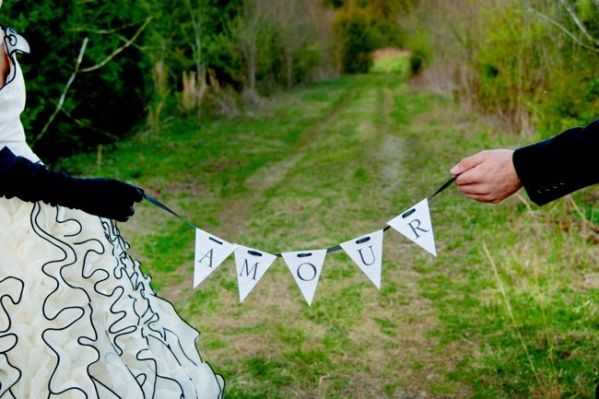 amour wedding