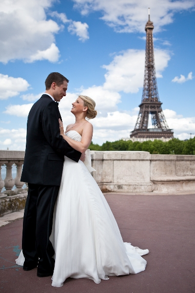romantic real life paris elopement