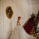 french chateau bride
