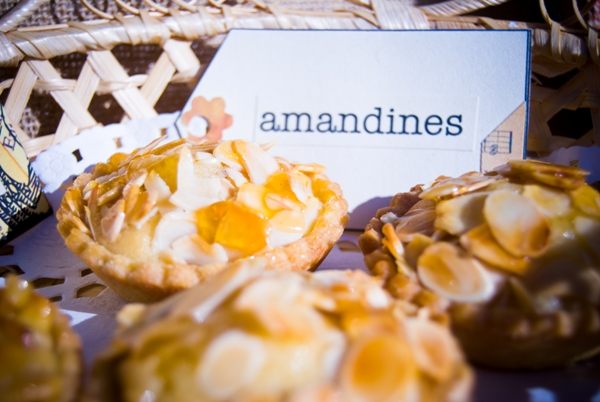 french wedding amandines
