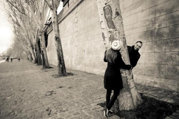 parisian photo shoot