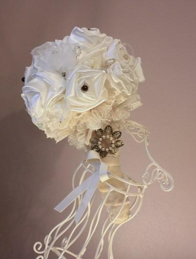 rose jewellery bouquet
