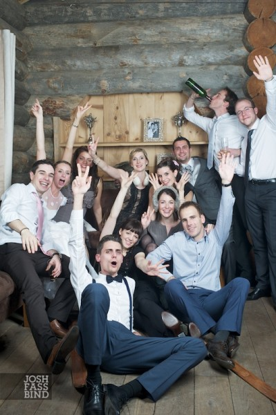 chamonix wedding celebrations