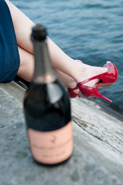 champagne proposal paris