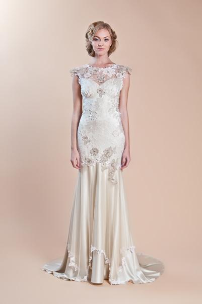 claire pettibone 2012 bridal
