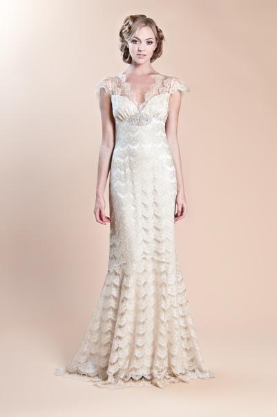 claire pettibone bridal