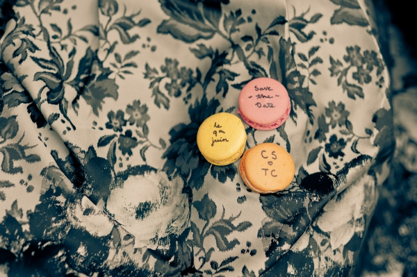 laudree macaron wedding