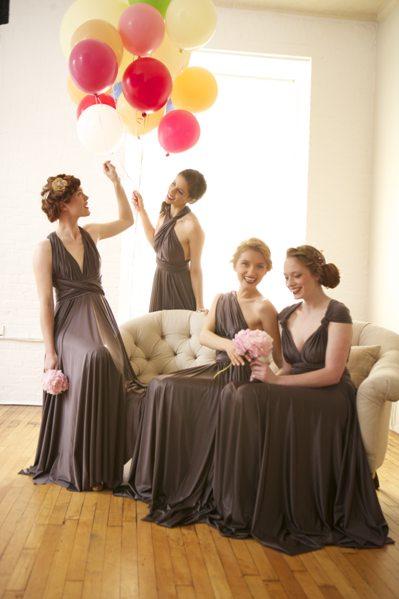 marry abroad bridesmaid