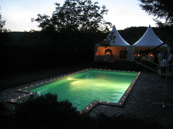 swimming pool dordogne
