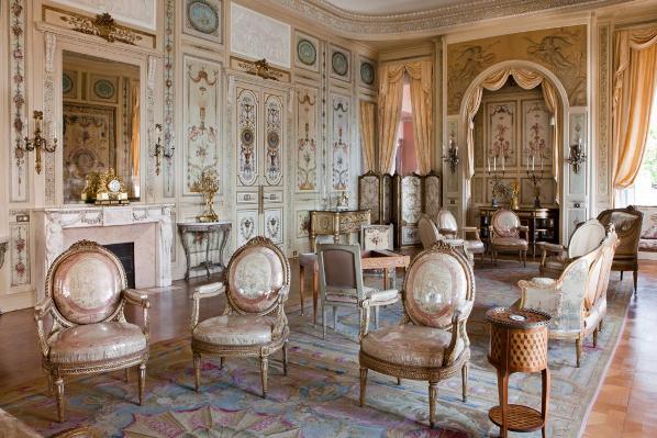 villa rothschild France
